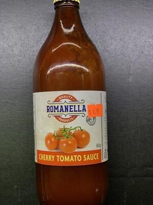 Cherry Tomato Sauce (660g)