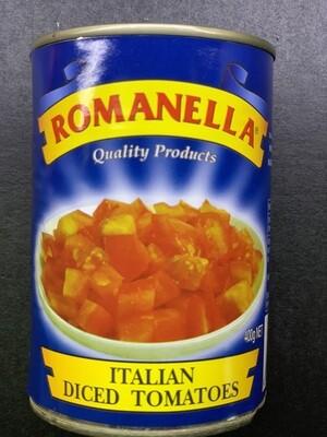 Italian Diced Tomatoes (400g)