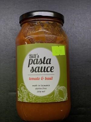 Tomato and Basil Pasta Sauce (520g)
