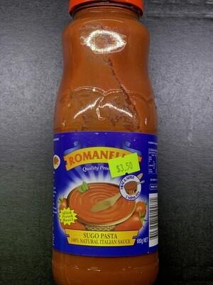 Natural Italian Sauce (680g)