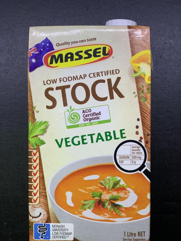 Vegetable Stock (1 litre)