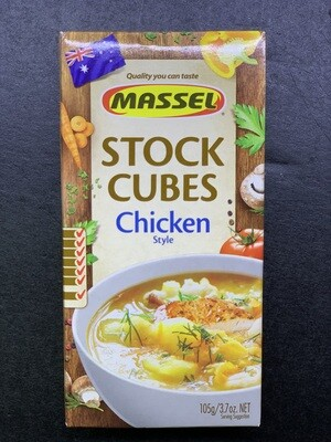 Chicken Stock Cubes (105g)