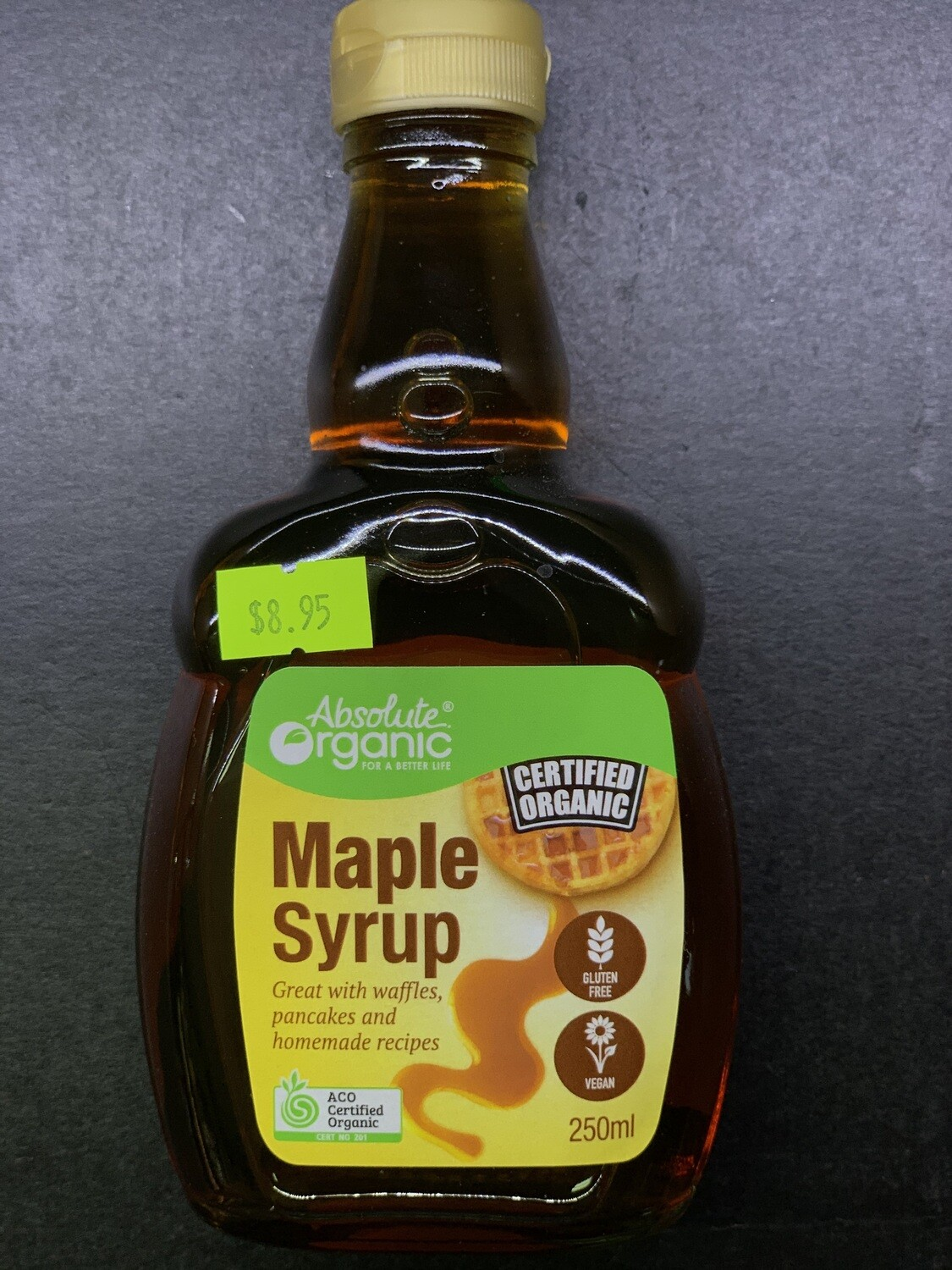Maple Syrup (250ml)