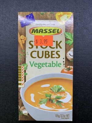 Vegetable Stock Cubes (105g)