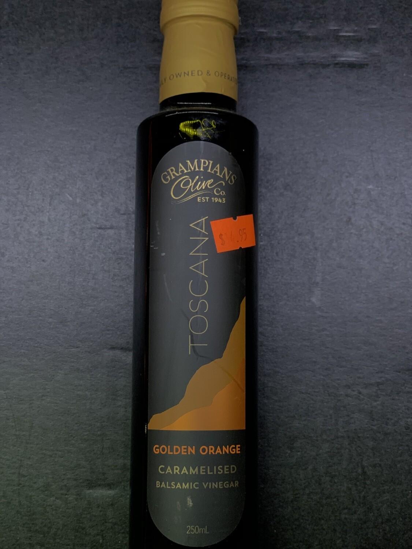 Golden Orange Caramelised Balsamic Vinegar (250ml)