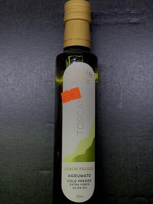Lemon Pressed Olive Oil