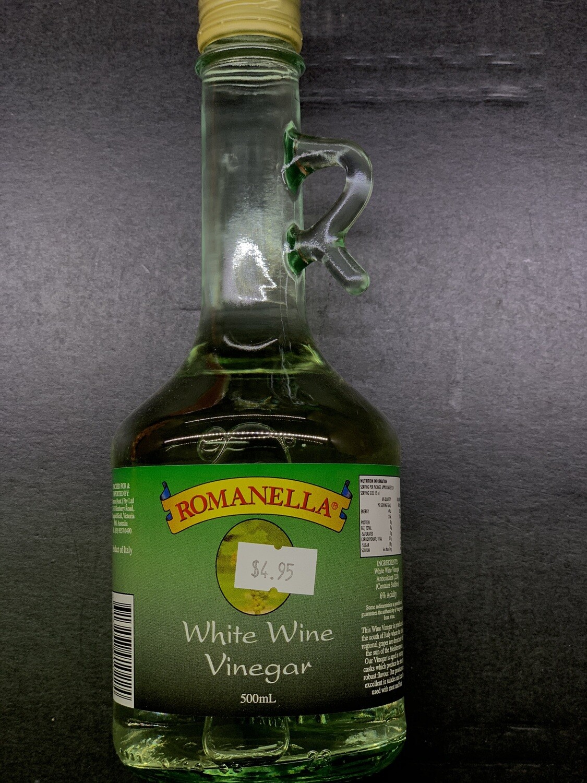 White Wine Vinegar (500ml)
