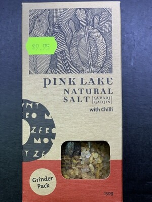 Natural Salt with Chilli (130g)