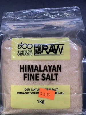 Himalayan Fine Salt (1kg)