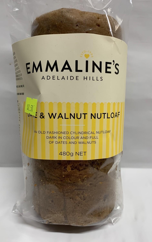 Date and Walnut Nutloaf (480g)