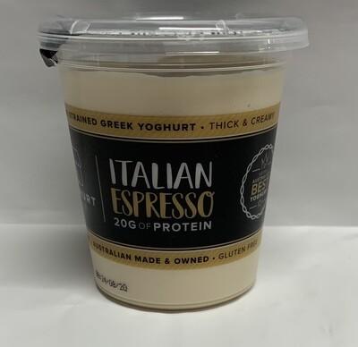 Italian Espresso Yoghurt (200g)
