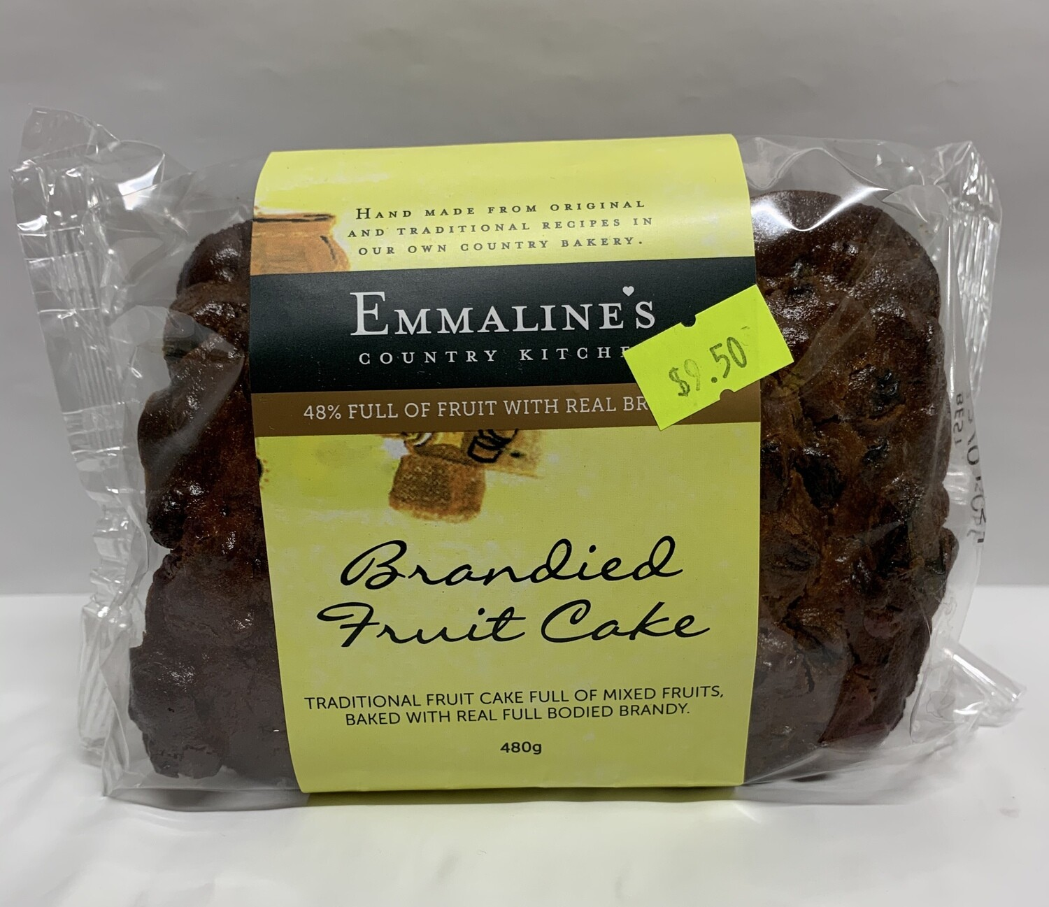 Brandied Fruit Cake (480g)