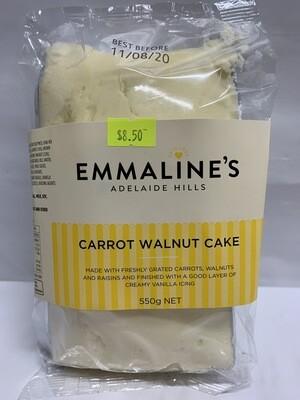 Carrot Walnut Cake (550g)