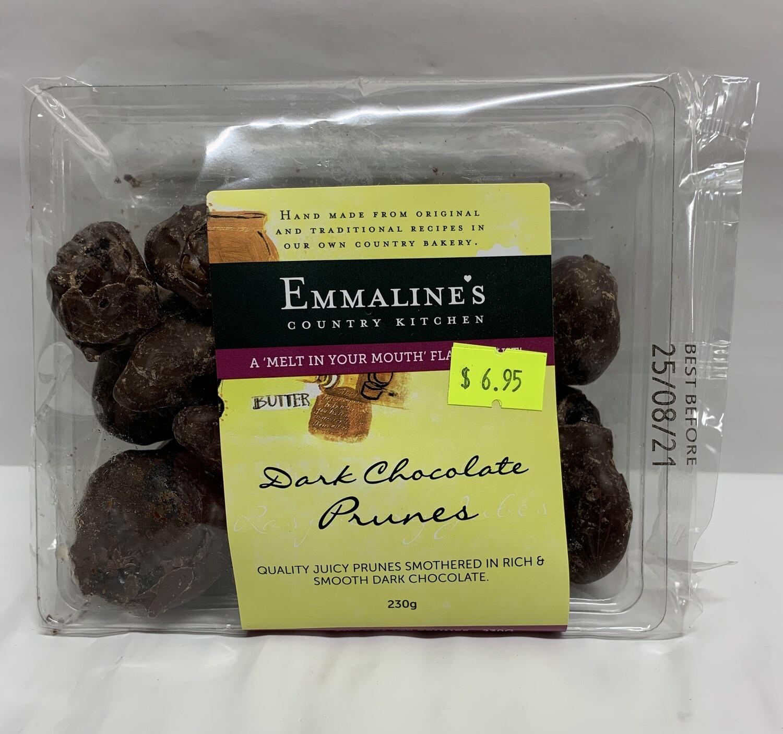 Dark Chocolate Prunes (230g)