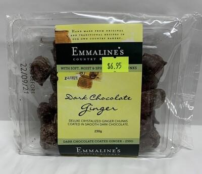 Dark Chocolate Ginger (230g)