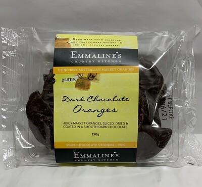 Dark Chocolate Oranges (150g)