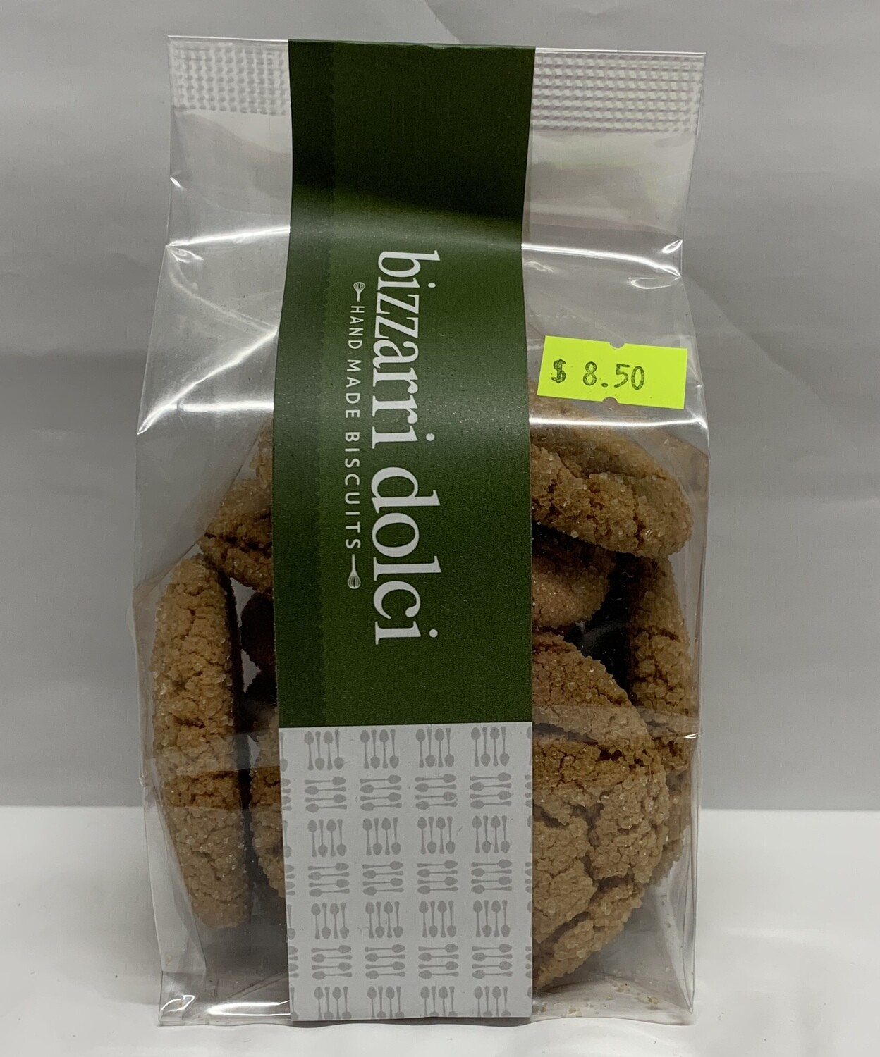 Ginger Spice Biscuits (180g)