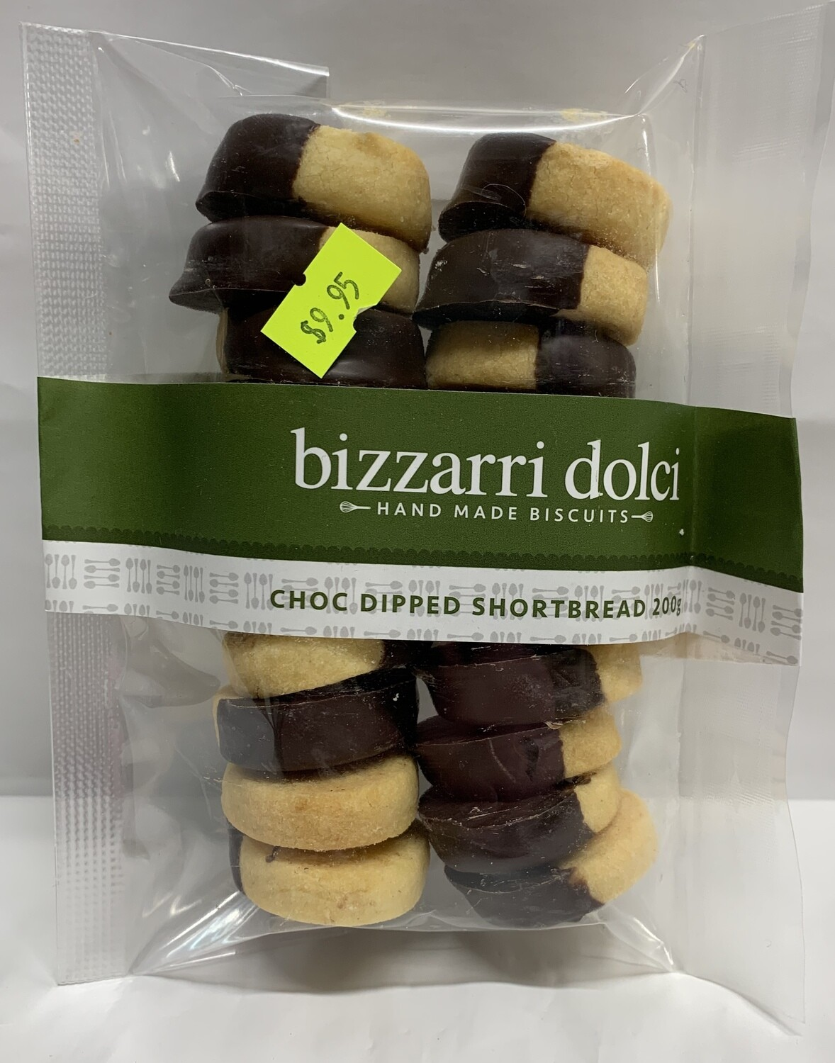Chocolate Dipped Shortbread (200g)