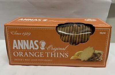 Orange Thins (150g)