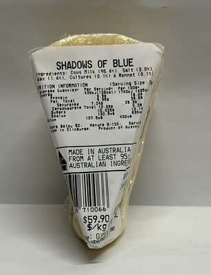 Shadows Of Blue Cheese (150g)