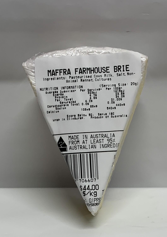 Maffra Farmhouse Brie (150g)