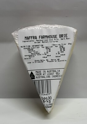Maffra Farmhouse Brie (150g)
