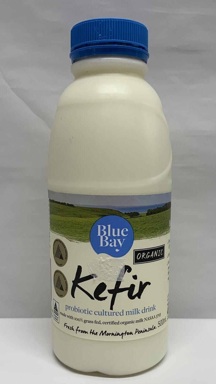 Organic Probiotic Cultured Milk ((500ml)