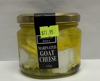 Marinated Goats Cheese (320g)
