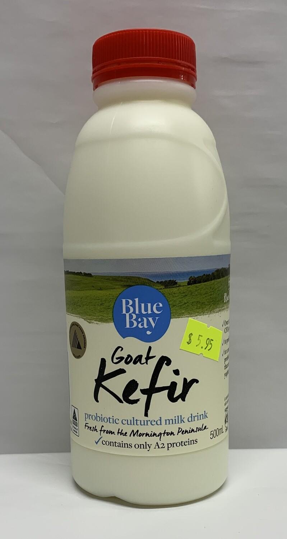 Probiotic Cultured Goats Milk (500ml)
