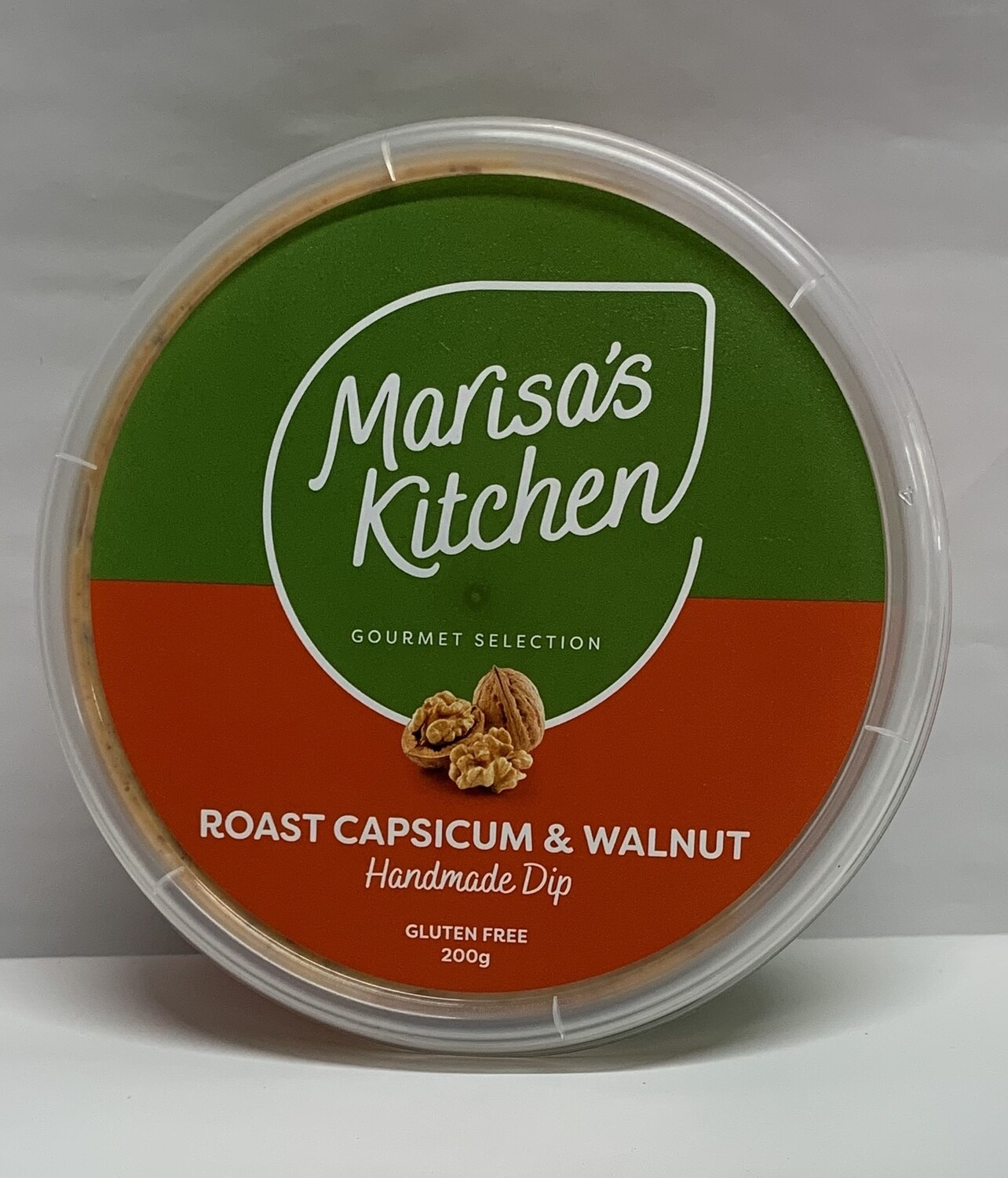 Roast Capsicum and Walnut Dip (200g)