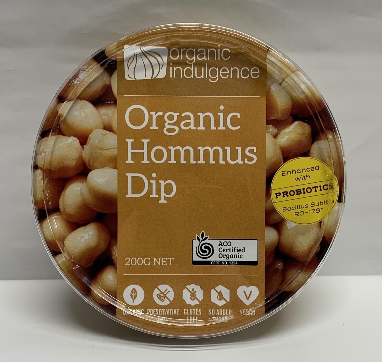 Organic Hummus Dip (200g)