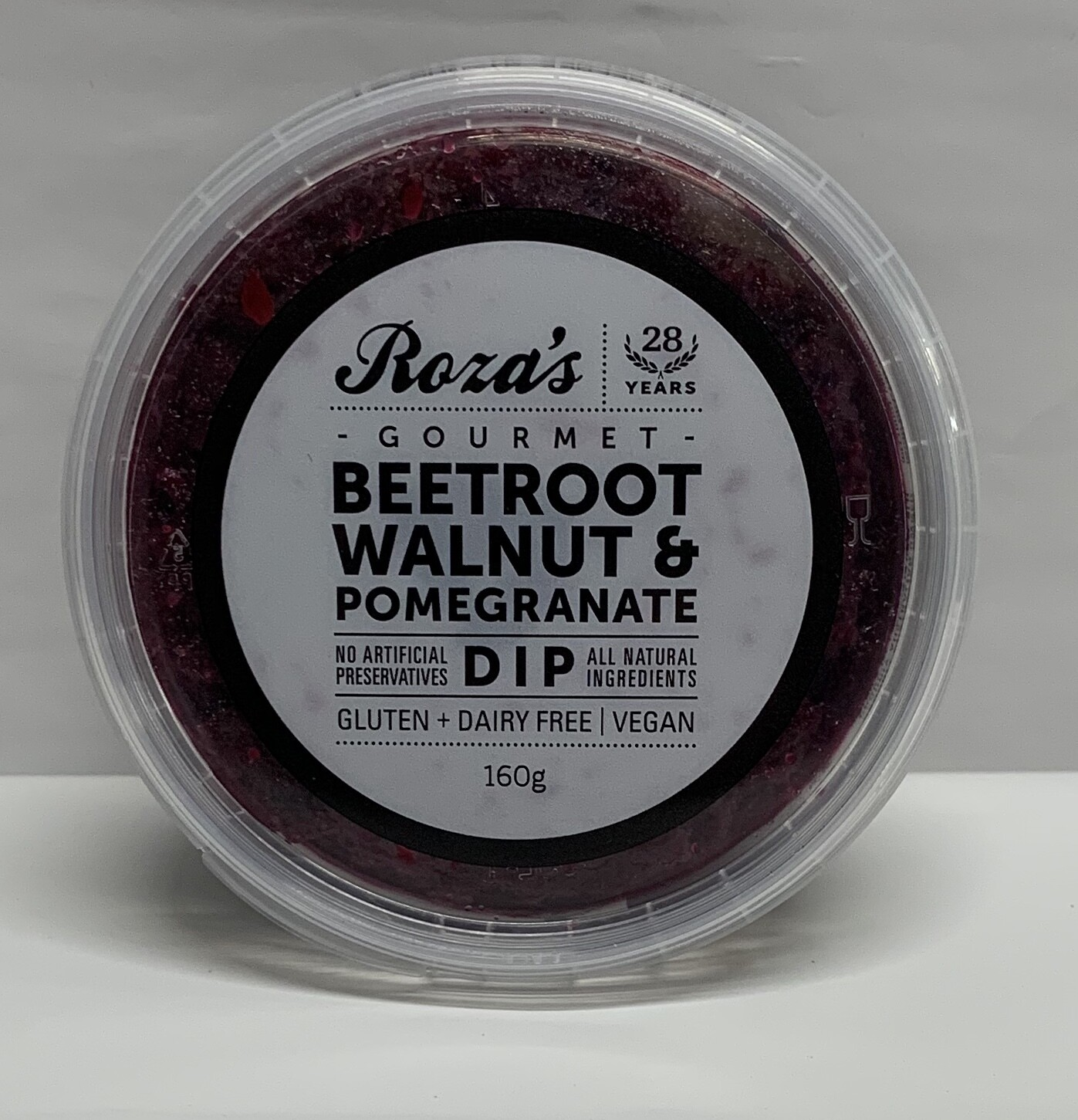Beetroot and Walnut Dip (160g)