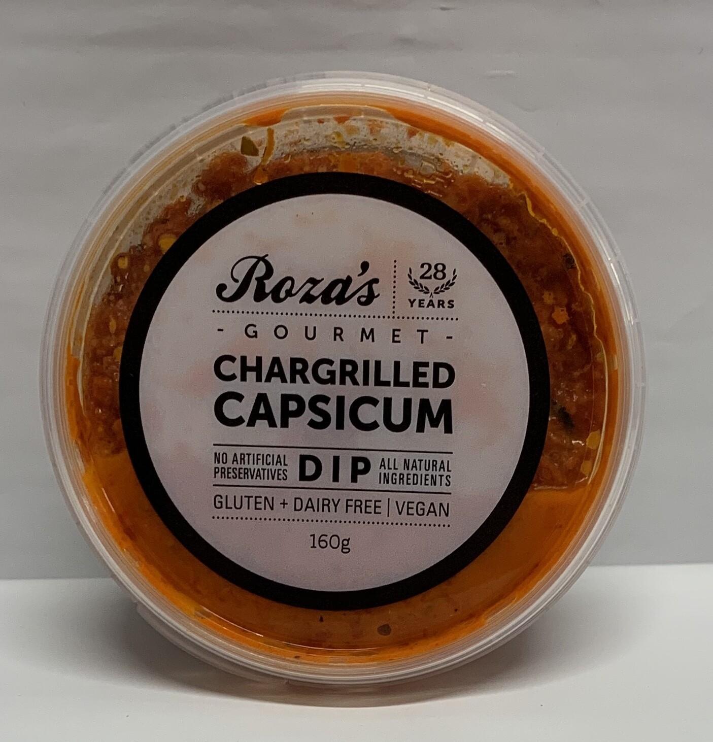 Chargrilled Capsicum Dip (160g)