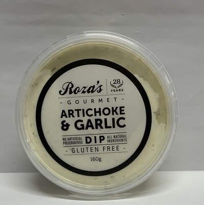 Artichoke and Garlic Dip (160g)