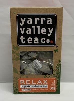 Organic Calming Tea (22.5g)