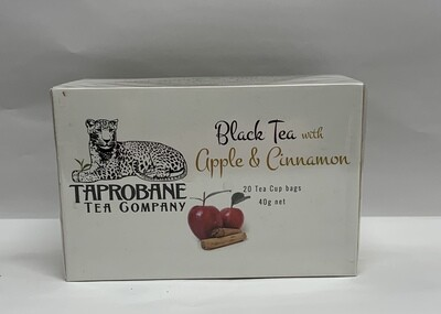 Black Tea with Apple and Cinnamon (40g)