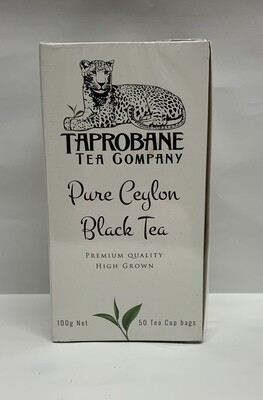 Pure Ceylon Black Tea (100g)