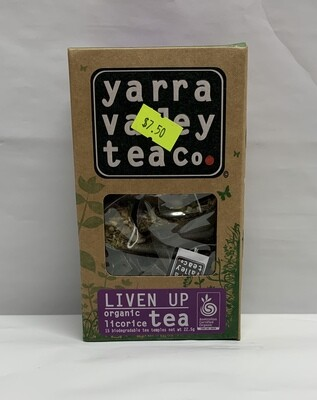 Organic Licorice Tea (22.5g)