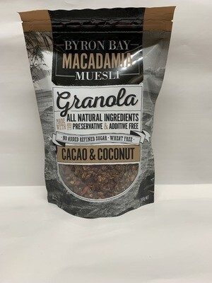 Cacao And Coconut Granola (400g)