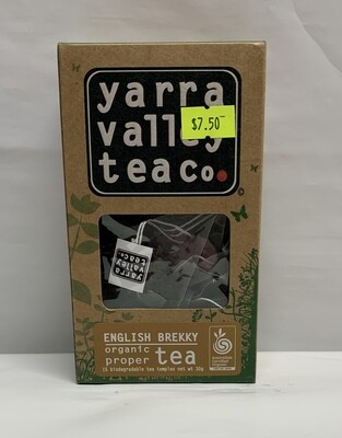 Organic English Breakfast Tea (30g)