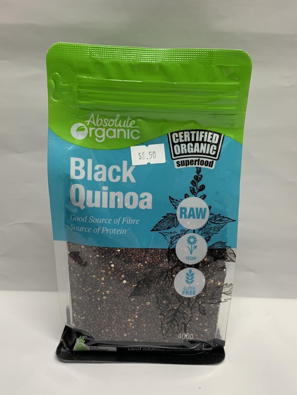 Black Quinoa (400g)