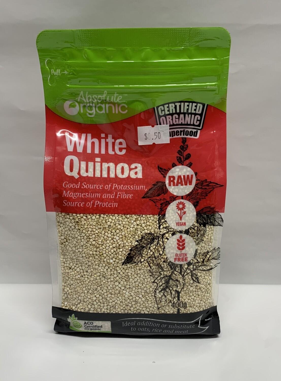 White Quinoa (400g)