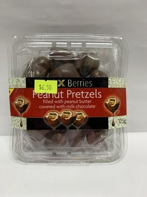 Peanut Pretzels (125g)