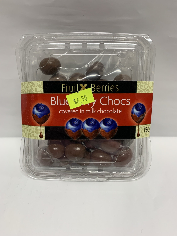 Blueberry Chocs (150g)