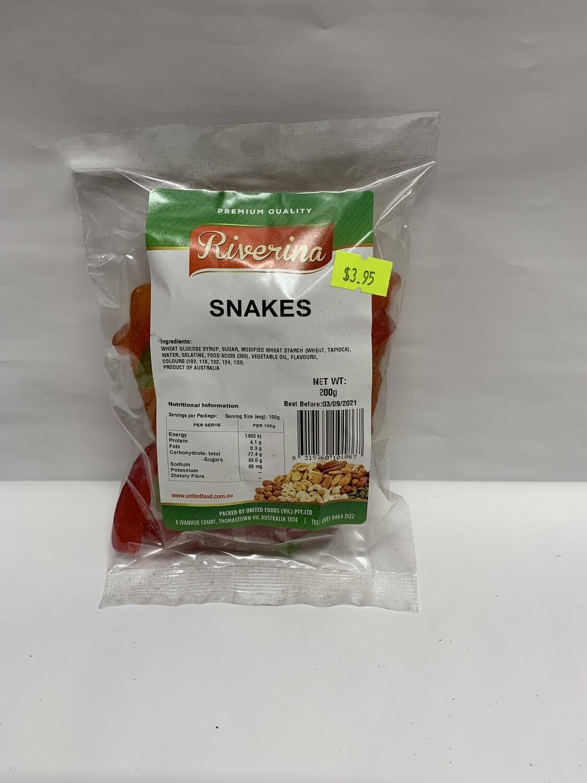 Snakes (200g)