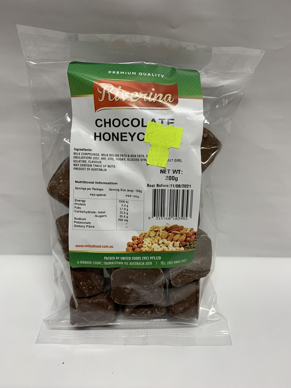 Chocolate Honeycomb (200g)