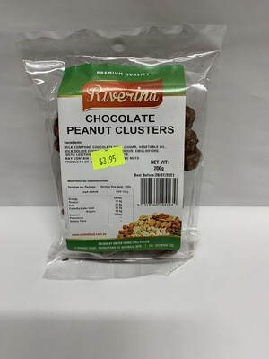 Chocolate Peanut Clusters - 200g