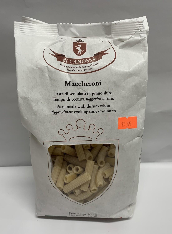 Di Canossa Maccaroni Pasta (500g)