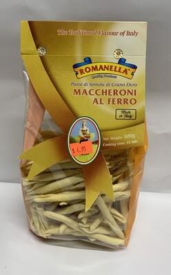 Romanella Maccaroni Pasta (500g)