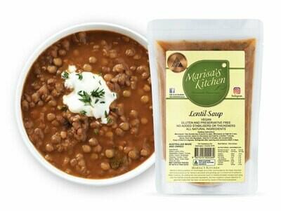 Lentil Soup (500ml)
